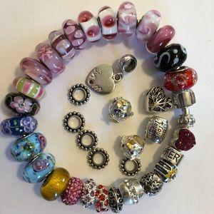 Jewelry - Not pandora charms